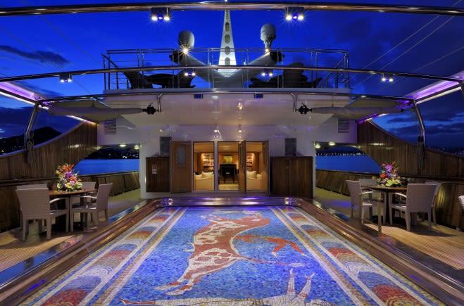 M/Y Christina O Yacht #3