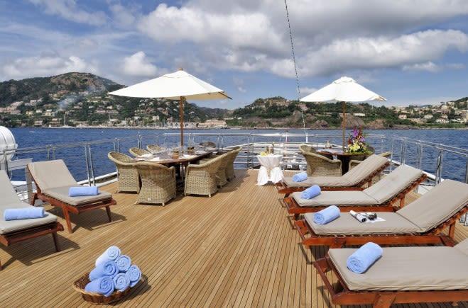 M/Y Christina O Yacht #2