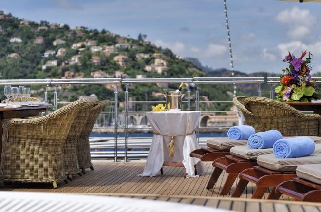 M/Y Christina O Yacht #7