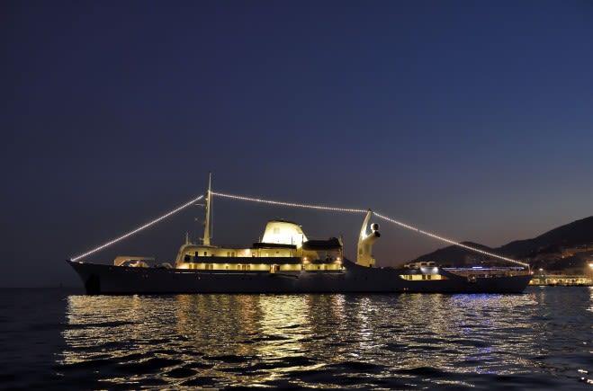 M/Y Christina O Yacht #8