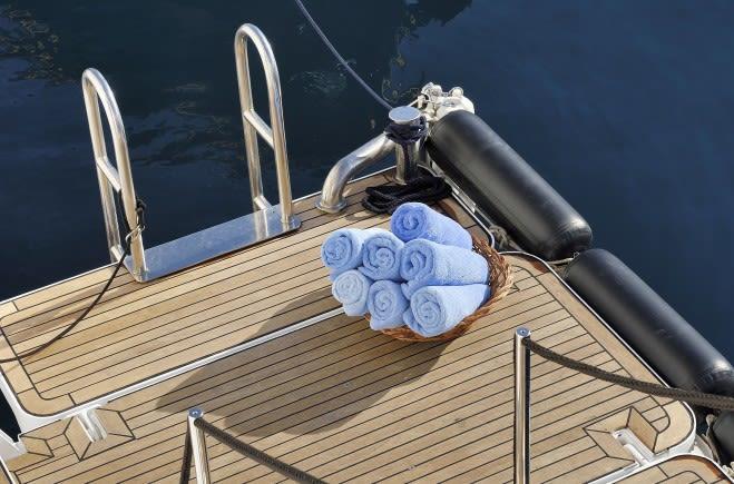 M/Y Christina O Yacht #17