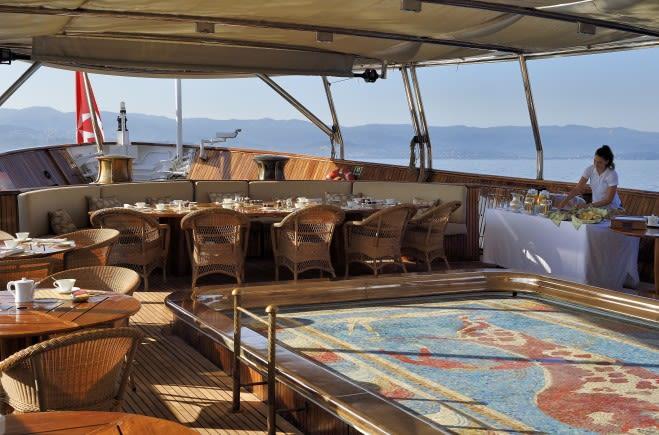 M/Y Christina O Yacht #4