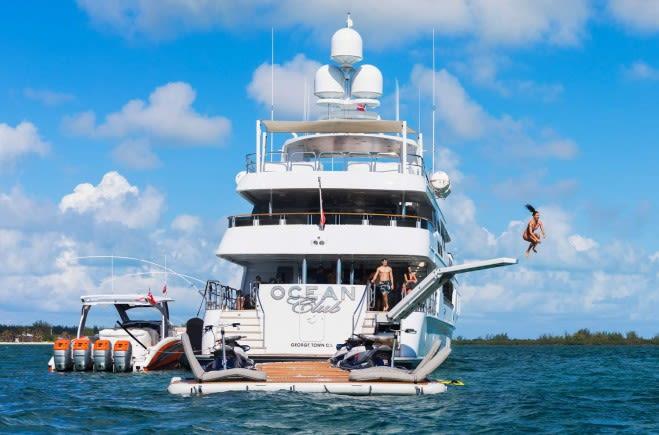 M/Y OCEAN CLUB Yacht #2