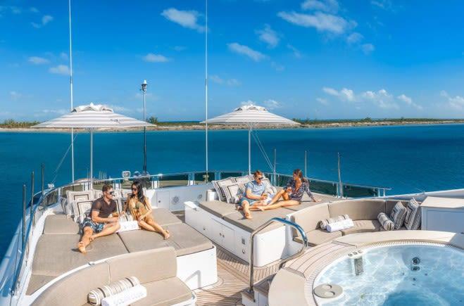 M/Y OCEAN CLUB Yacht #4