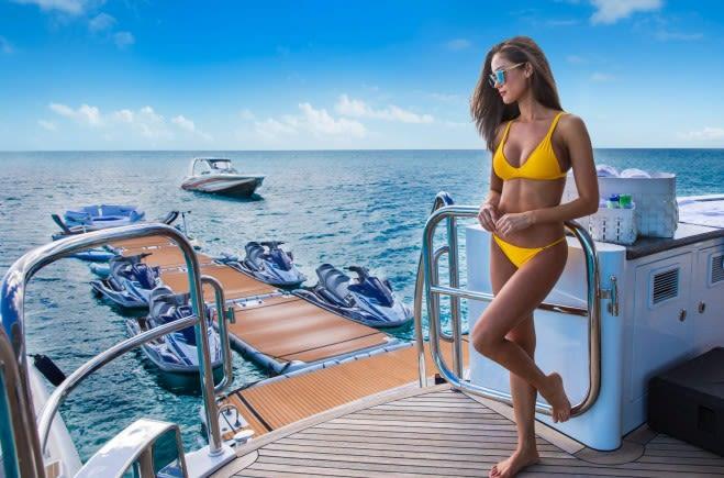 M/Y OCEAN CLUB Yacht #6