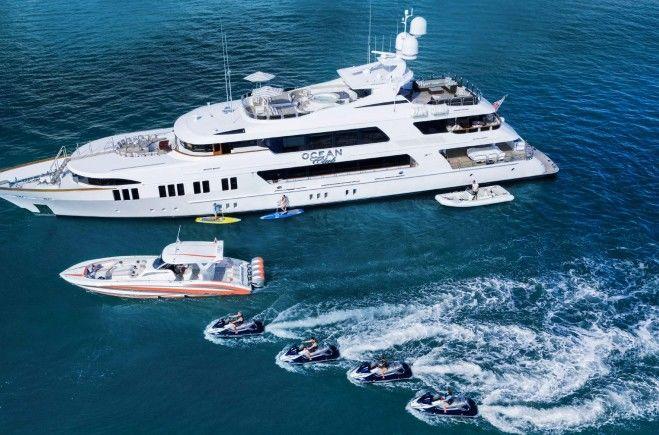 M/Y OCEAN CLUB Yacht #1
