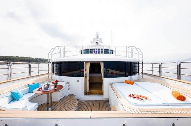 M/Y Blue Vision Yacht #9