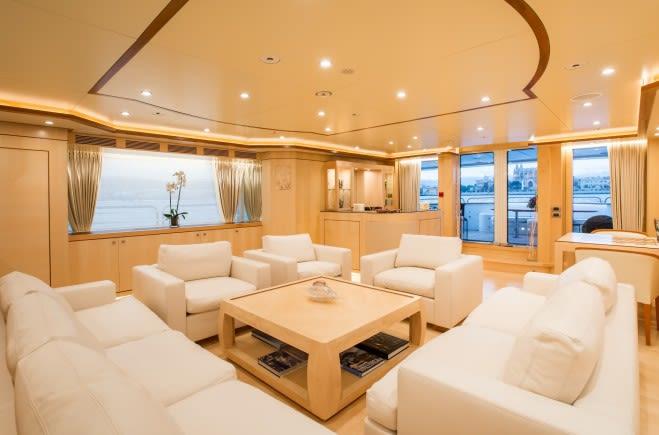 M/Y Blue Vision Yacht #17