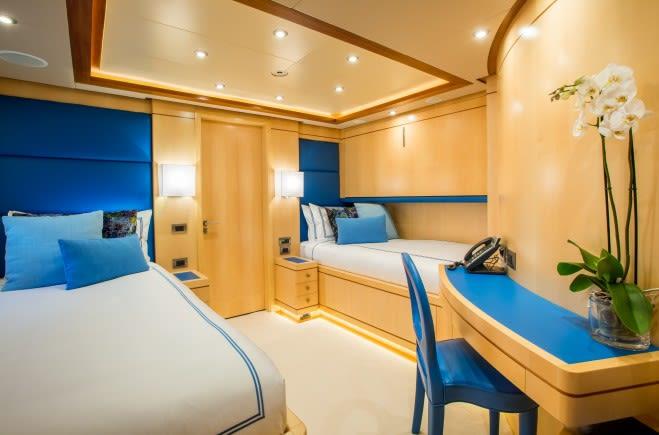 M/Y Blue Vision Yacht #26