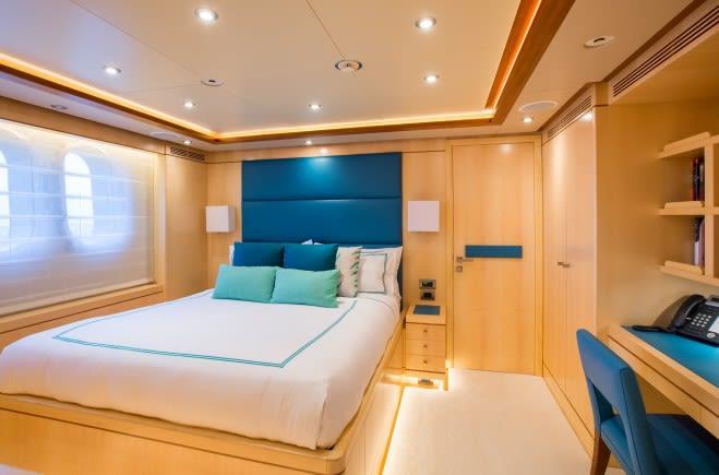 M/Y Blue Vision Yacht #25