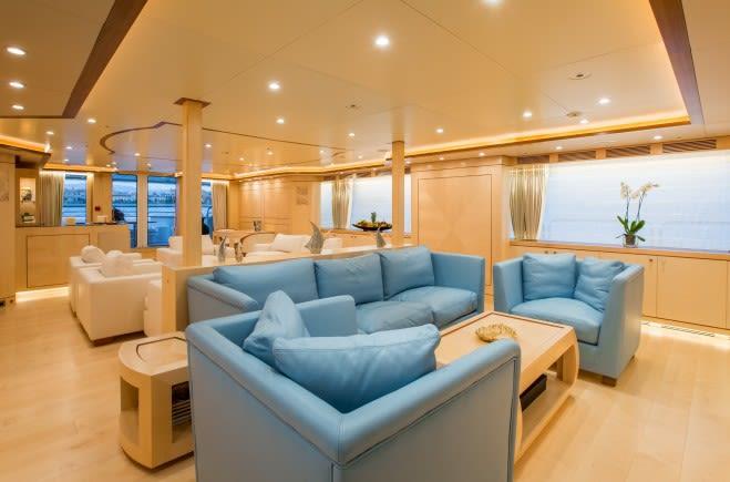 M/Y Blue Vision Yacht #20