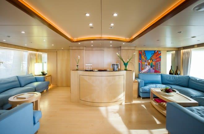 M/Y Blue Vision Yacht #22