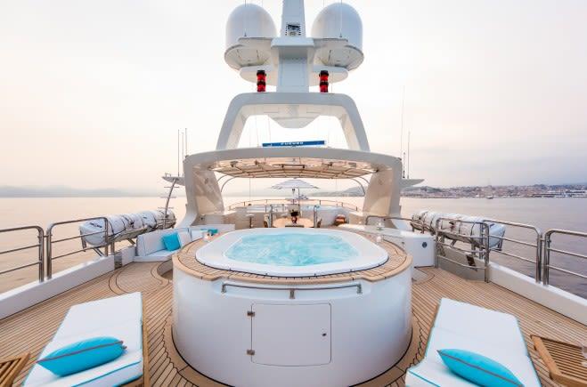 M/Y Blue Vision Yacht #6