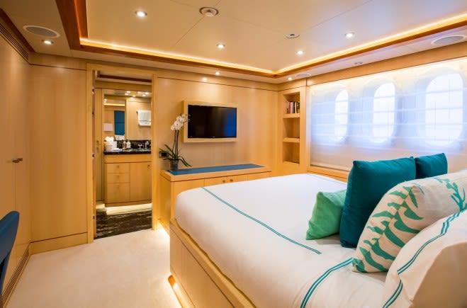 M/Y Blue Vision Yacht #29