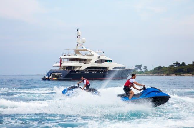 M/Y Blue Vision Yacht #2