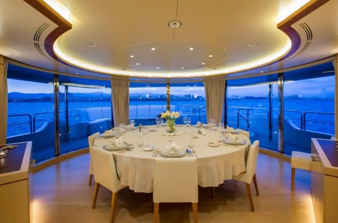 M/Y Blue Vision Yacht #23