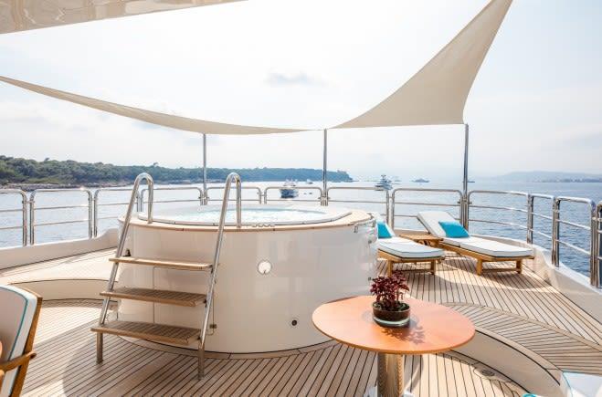 M/Y Blue Vision Yacht #7