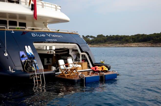 M/Y Blue Vision Yacht #3