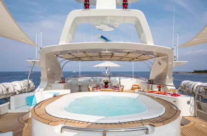 M/Y Blue Vision Yacht #5