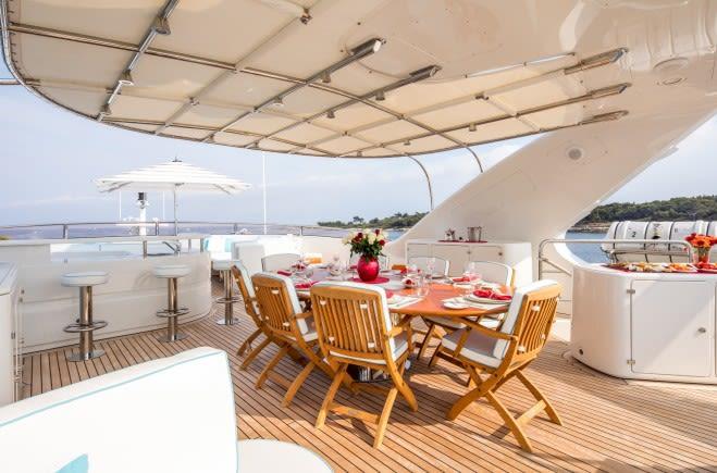 M/Y Blue Vision Yacht #15