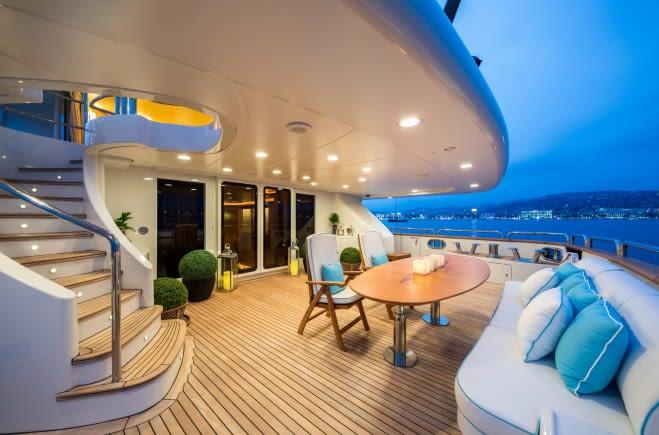 M/Y Blue Vision Yacht #13