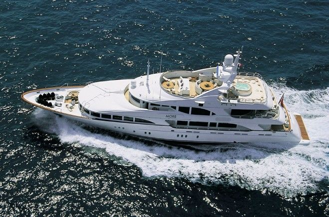 M/Y More Yacht #1
