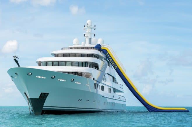 M/Y Titania Yacht #2