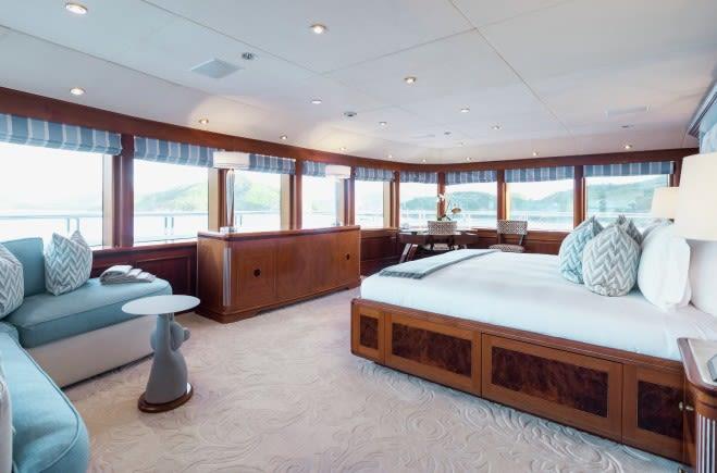M/Y Titania Yacht #14