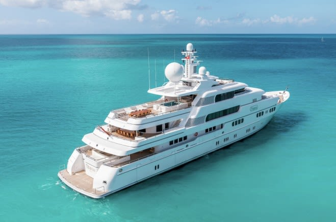 M/Y Titania Yacht #4