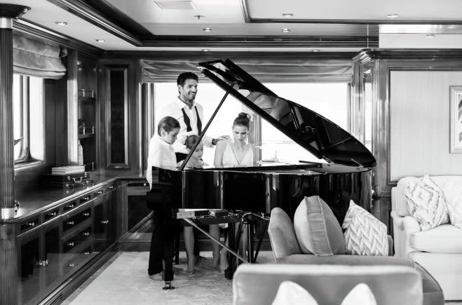 M/Y Titania Yacht #12