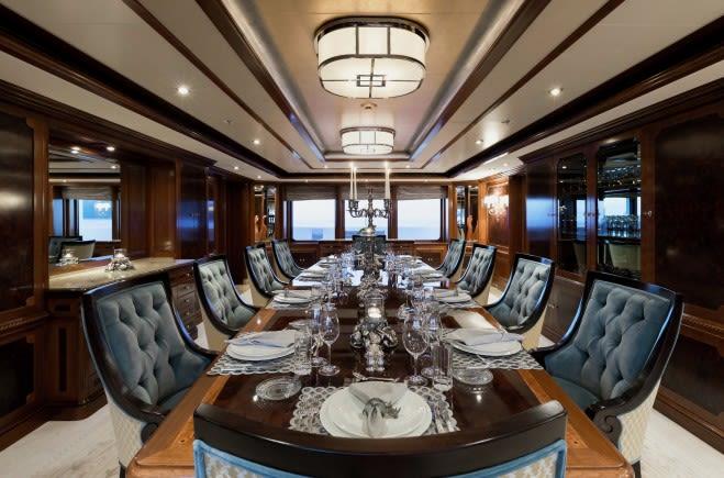 M/Y Titania Yacht #10