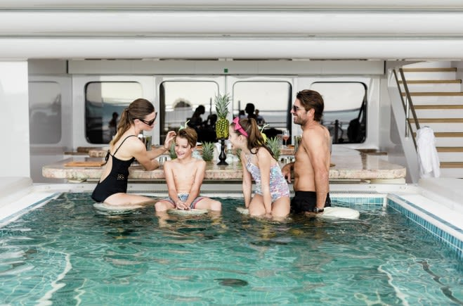M/Y Titania Yacht #20