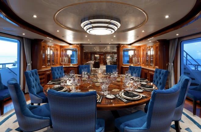 M/Y Titania Yacht #11