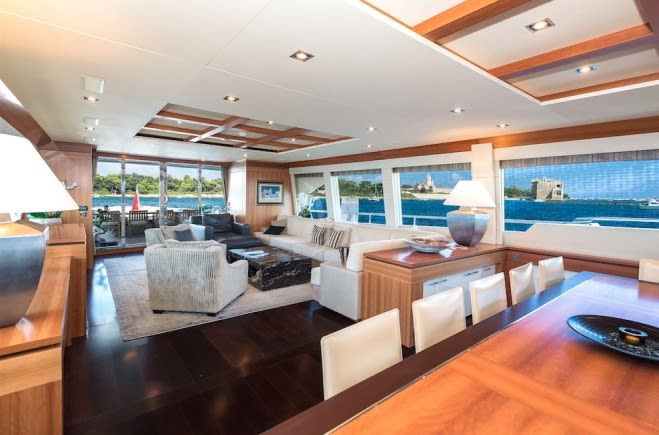 M/Y Arion Yacht #13