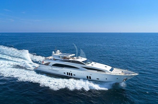 M/Y Arion Yacht #1