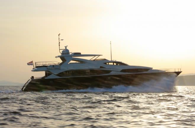 M/Y Cassiopeia Yacht #7