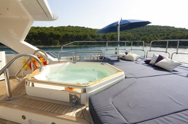 M/Y Cassiopeia Yacht #17