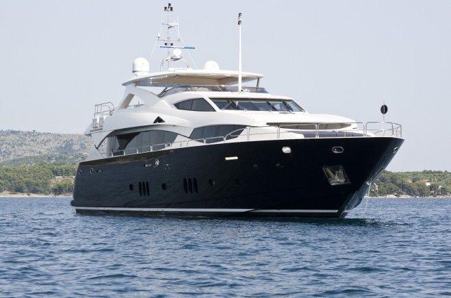 M/Y Cassiopeia Yacht #1