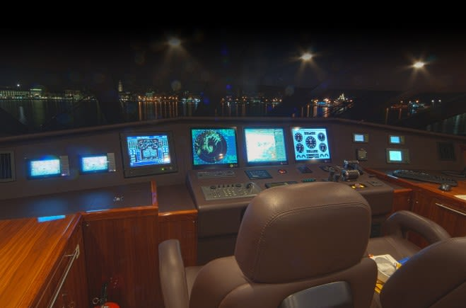 M/Y Cassiopeia Yacht #37