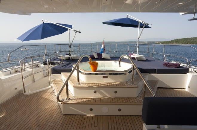 M/Y Cassiopeia Yacht #15