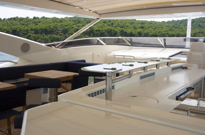 M/Y Cassiopeia Yacht #23