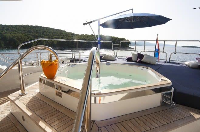 M/Y Cassiopeia Yacht #22