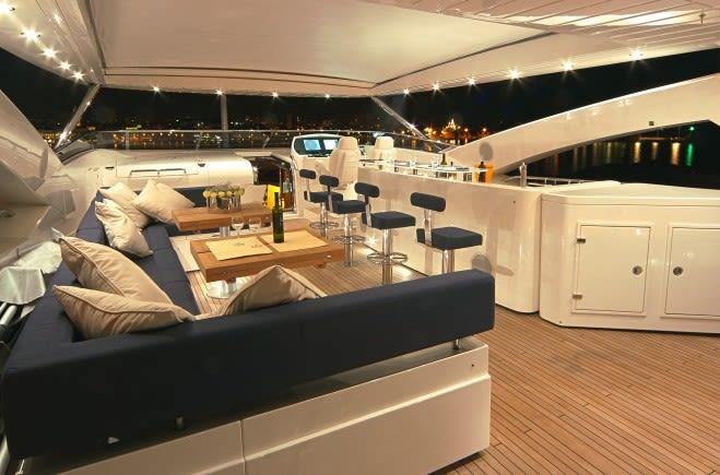 M/Y Cassiopeia Yacht #25