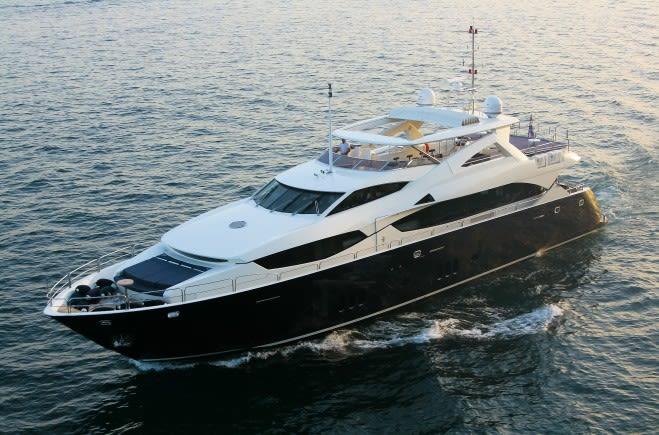 M/Y Cassiopeia Yacht #3