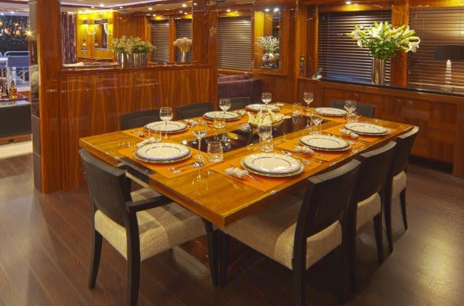 M/Y Cassiopeia Yacht #29