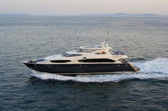 M/Y Cassiopeia Yacht #4