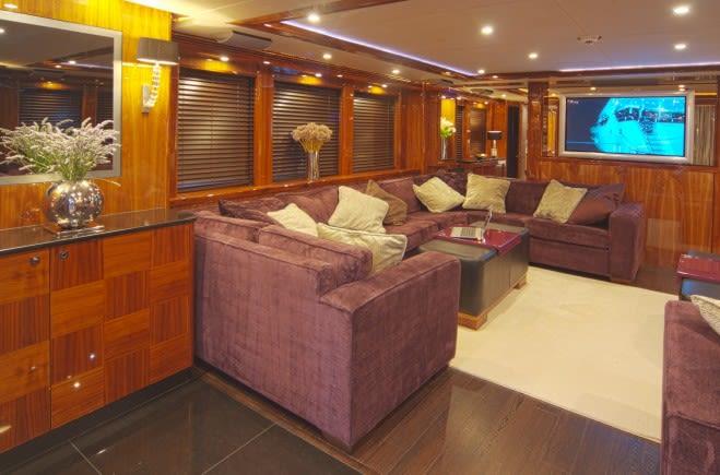 M/Y Cassiopeia Yacht #31