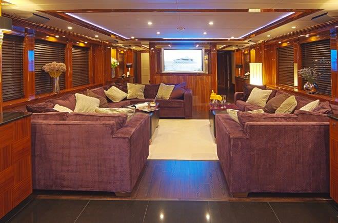 M/Y Cassiopeia Yacht #28