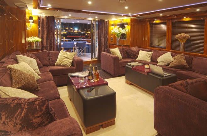 M/Y Cassiopeia Yacht #32