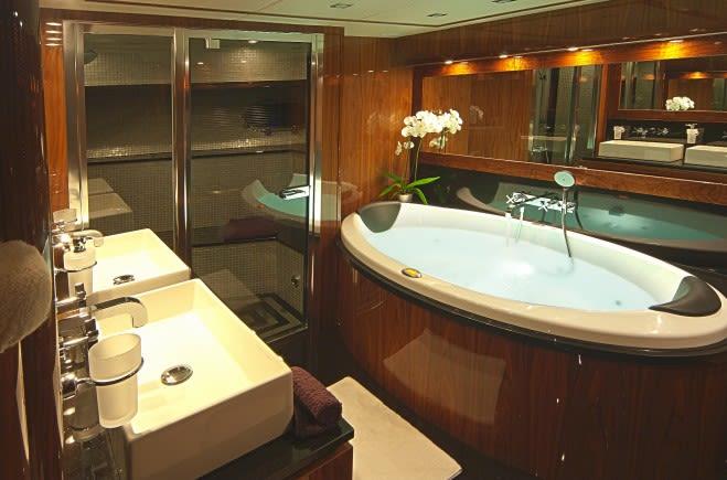 M/Y Cassiopeia Yacht #34